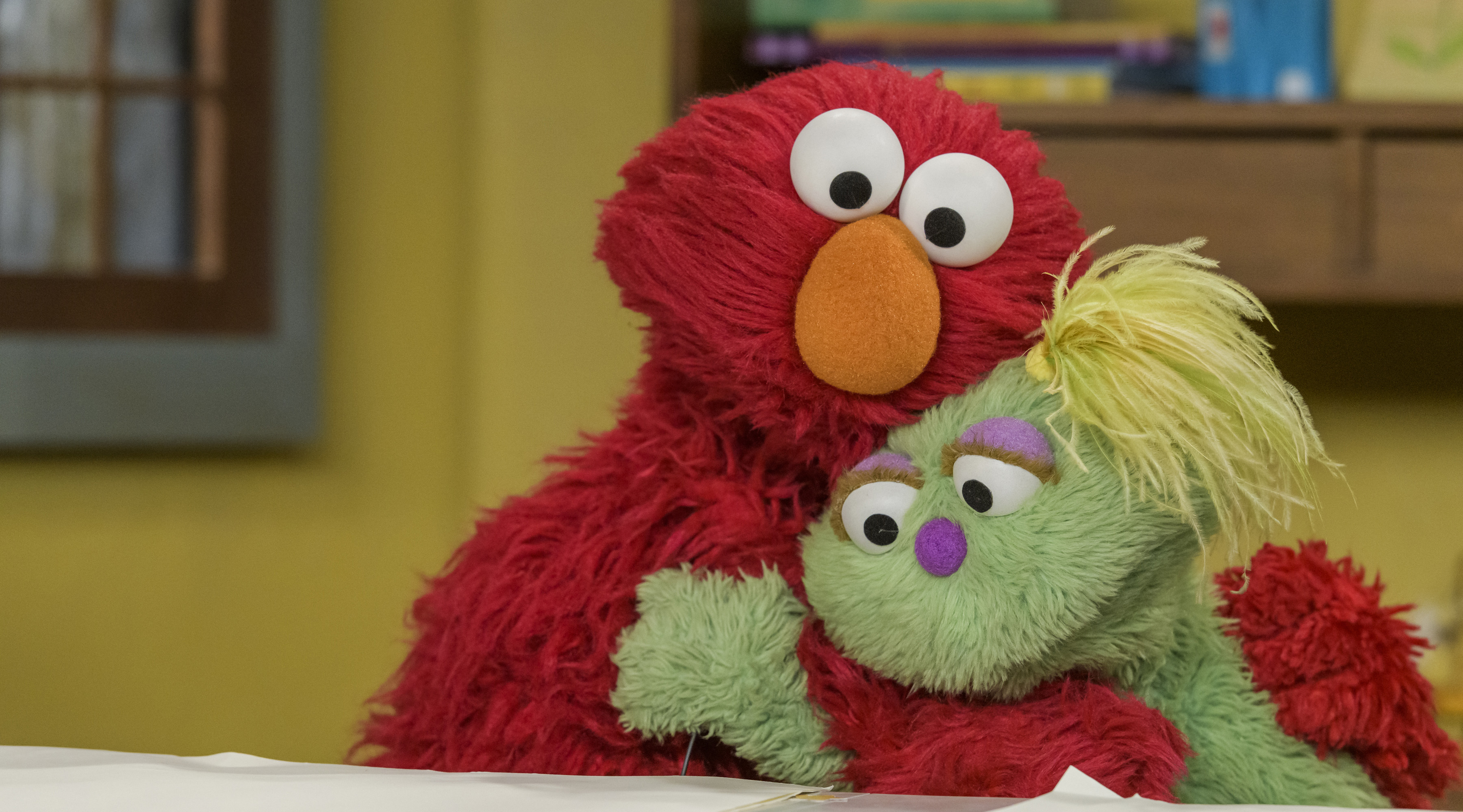 How 'Sesame Street' Changed the World in Its 50-Year