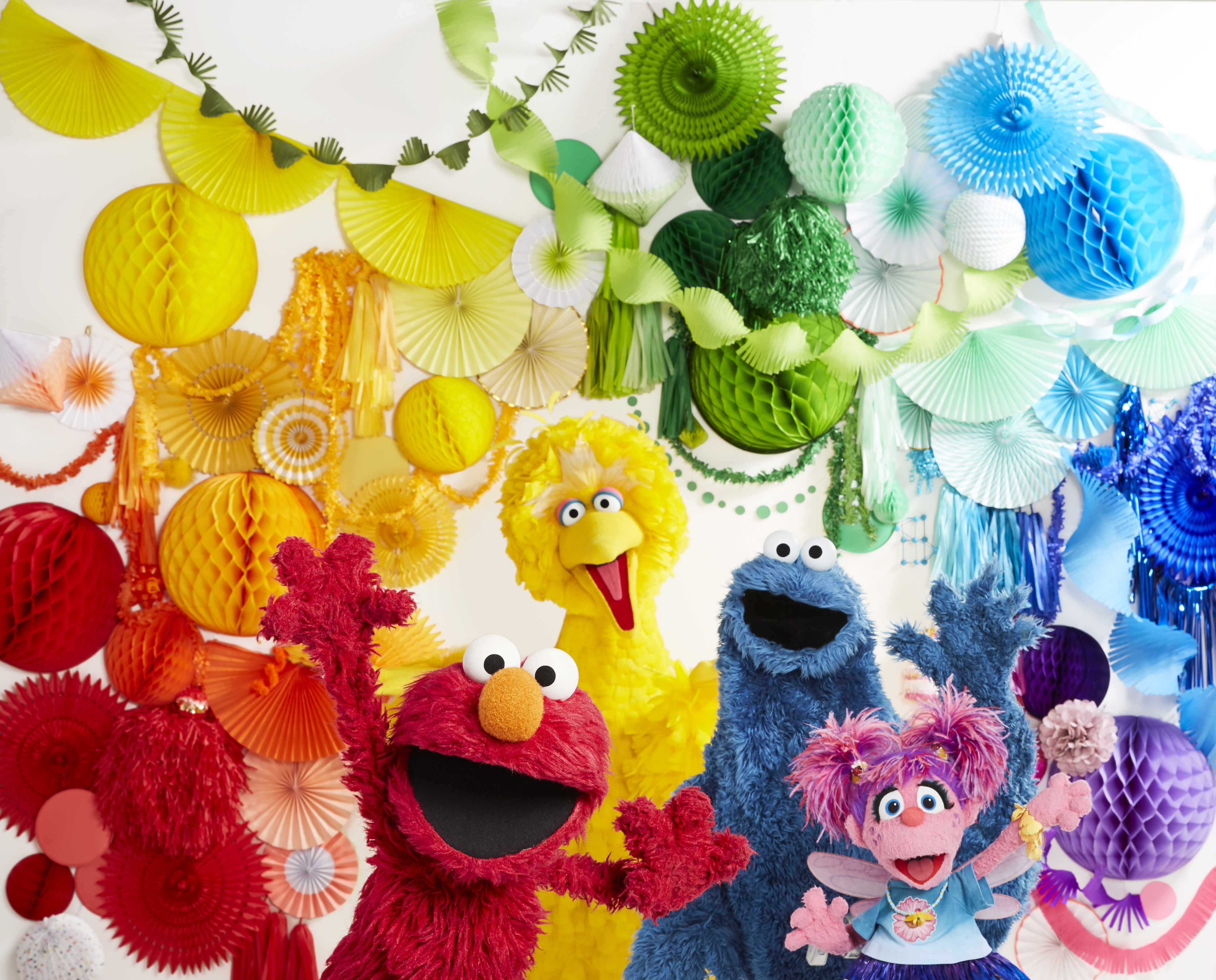 Sesame Street Celebrates 50 Years and Counting | Sesame Workshop