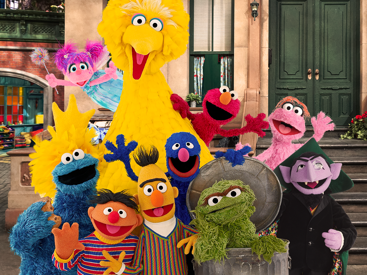 Latin America Sesame Street and Mattel