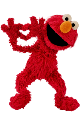 Elmo and Spreading Kindness